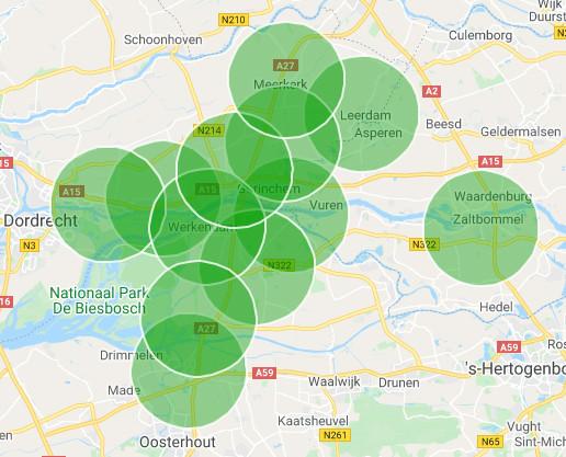 Rijschool Gorinchem en omgeving